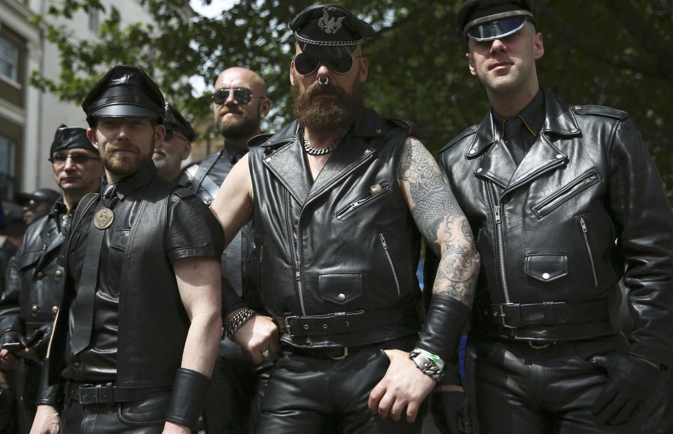 Grupo social gay londres