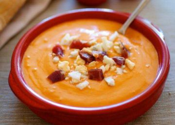 The science behind the perfect salmorejo
