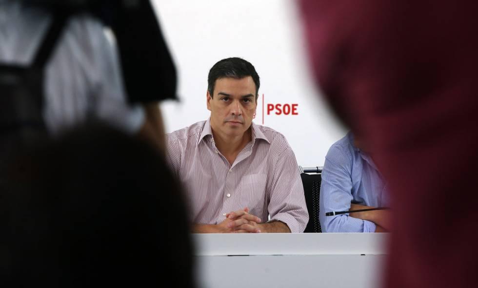 El PSOE tras las elecciones generales de 2016