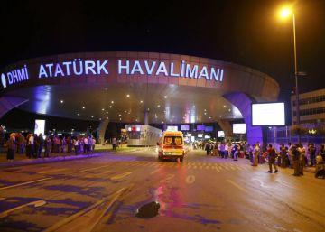 Atentado terrorista en Estambul