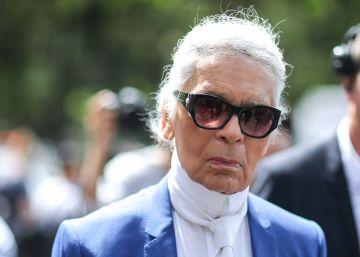 Karl Lagerfeld lleva su arte a Miami
