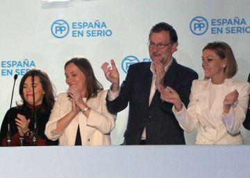 """""""Reformistas: quedaos en la oposición"""""""