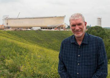 Un arca de Noé en Kentucky, con dinosaurios incluidos