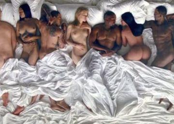 "Lena Dunham califica el vídeo de Kanye West como ""nauseabundo"""