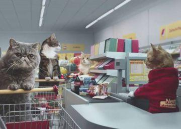 El anuncio que reúne a los gatos más famosos arrasa en la Red