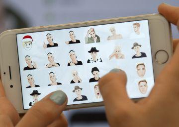 De Kim Kardashian a Justin Bieber: el negocio de los 'emojis'