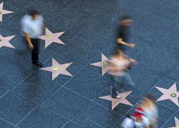 Así se consigue una estrella en el paseo de la fama de Hollywood