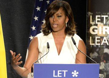 Campañas solidarias de Michelle Obama