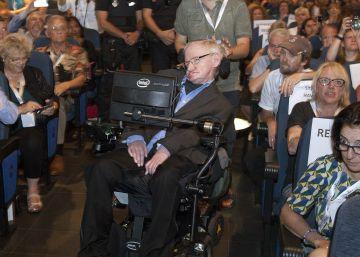 Detenida una mujer en Tenerife por amenazas de muerte a Stephen Hawking