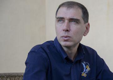 """""""Crecí entre cosmonautas y he visto lo frustrante que es no llegar a serlo"""""""