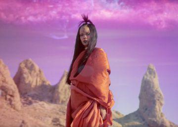 Rihanna estrena el vídeo del tema central de 'Star Trek: Más allá'