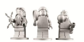 Los 'legos' que viajan en 'Juno'.