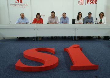El trilema del PSOE