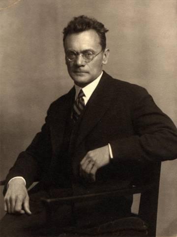 El etólogo Karl von Frisch.