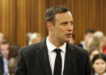 Pistorius, seis años de cárcel por el asesinato de su novia
