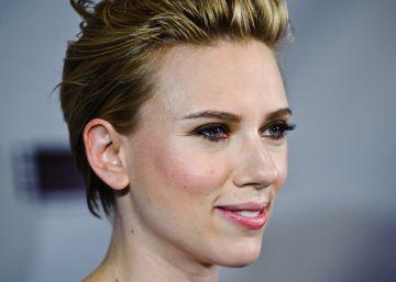 Scarlett Johansson, decepcionada por ser la única entre los más taquilleros