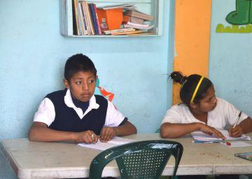 La escuela que frena a las pandillas en Guatemala