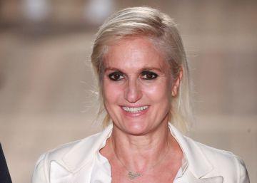Maria Grazia Chiuri, primera mujer al frente de Dior