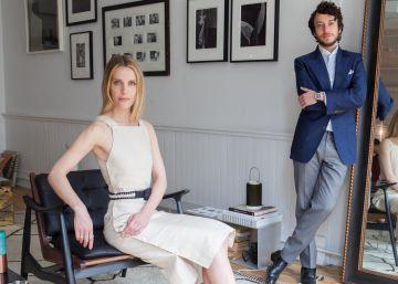 Una 'start-up' de moda busca ser el nuevo imperio del lujo