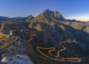 Panoramic highways and byways of hidden Spain