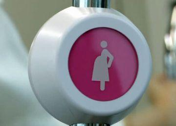 Una alerta de embarazadas para cederles el sitio en el metro
