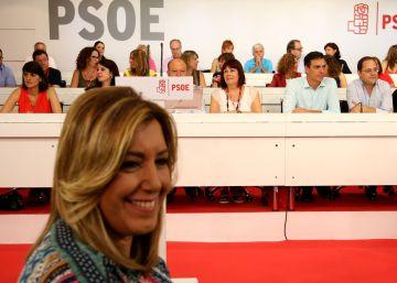 Comité Federal del PSOE, en imágenes