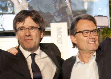 Artur Mas gastó 18,5 millones en 'embajadas' en plena crisis