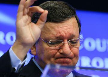 Barroso, en el fango