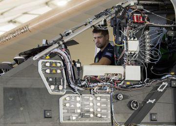Las entrañas del 'Solar Impulse 2'