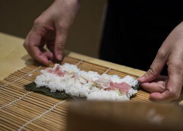 Las chicas de Nadeshico Sushi