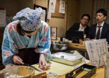 Sushi contra el machismo japonés