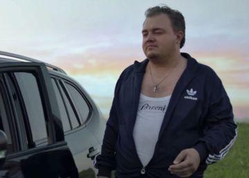 El doble ruso de Leonardo DiCaprio triunfa en un anuncio de vodka