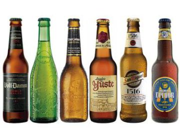The very best of Spanish supermarket beer