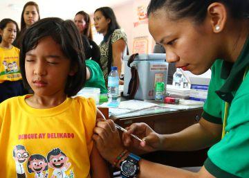 Filipinas prueba la vacuna contra el dengue