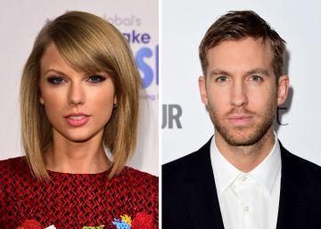 Calvin Harris y Taylor Swift, pelea por una canción