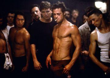 Si te quieres poner (casi) como Brad Pitt en 'El club de la lucha', haz esta dieta