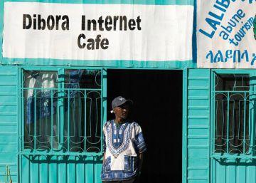Etiopía bloquea el acceso a internet en todo el país