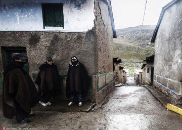 Frío y olvido en los Andes