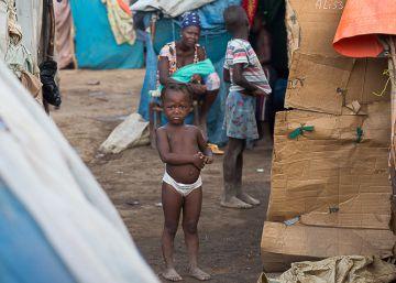Haitianos en tierra de nadie