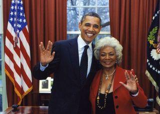 De Obama a Anne Igartiburu, famosos a las que ha marcado 'Star Trek'