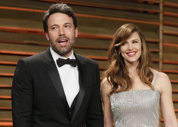 Ben Affleck y Jennifer Garner paralizan su divorcio