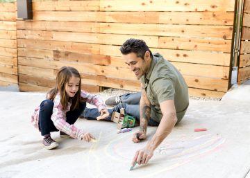 Juegos para niños en verano: todo vale