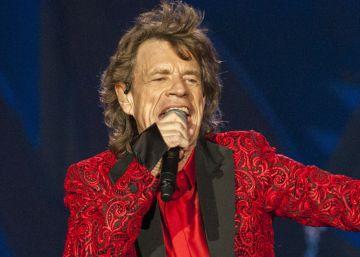 Mick Jagger espera su octavo hijo a los 72 años