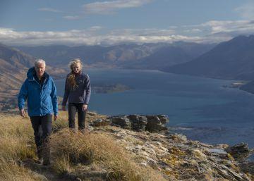 James Cameron, ahora guía turístico de Nueva Zelanda