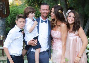 Guti, boda sorpresa con Romina Belluscio