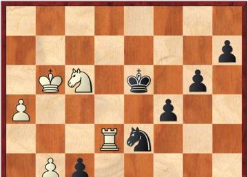 Carlsen gana a Wei en 5 horas