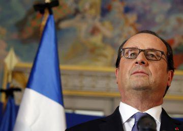 Semana fatal para Francois Hollande y Theresa May