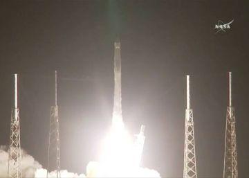 SpaceX envía con éxito la cápsula Dragon a la Estación Espacial Internacional