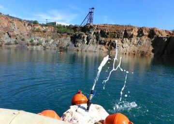 Hallado un 'lago asesino' en España