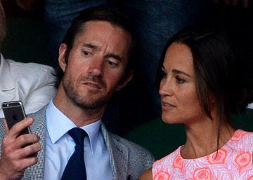 Pippa Middleton se casa con un multimillonario